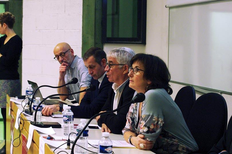 Intervenants de la conférence